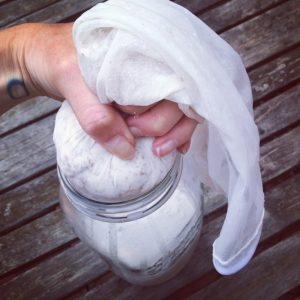 How to make nut milk