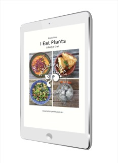 I Eat Plants Book 1