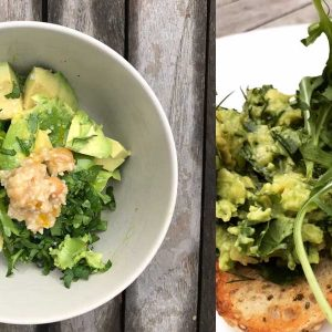 How to make Smashed Avocado