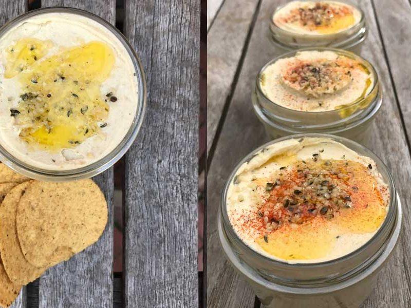 How to make Hemp Seed Hummus