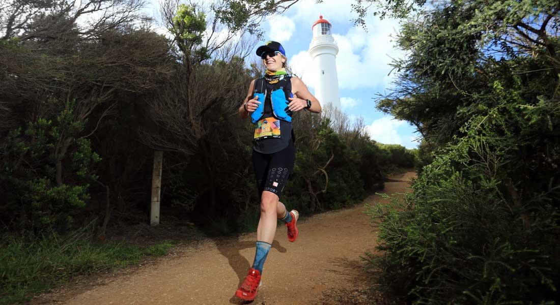 How to run Surf Coast Trail Marathon