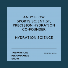 The Physical Performance Show: Andy Blow