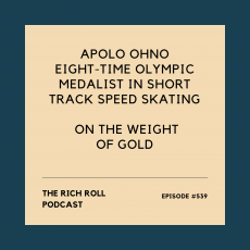 The Rich Roll Podcast: Apolo Ohno