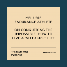 The Rich Roll Podcast: Mel Urie