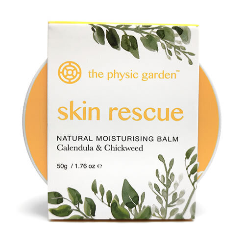 The Physic Garden Skin Rescue 50g
