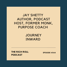 The Rich Roll Podcast: Jay Shetty